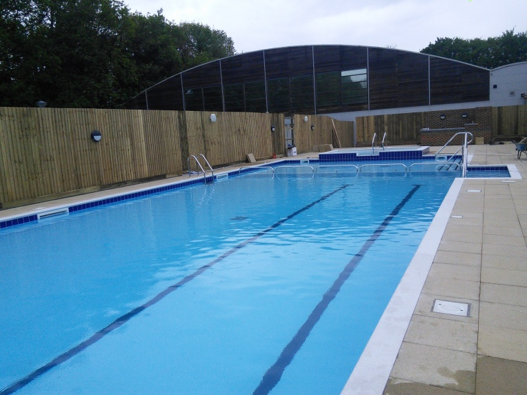 David Lloyd Pool
