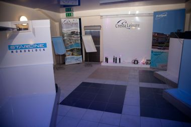 Cresta Leisure Showroom