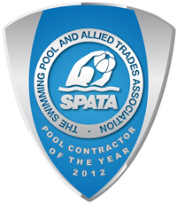 SPATA Awards 2012 Pool Contractor of the Year