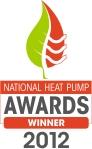 National Heat Pump Awards 2012
