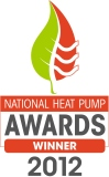 National Heat Pump Awards 2012