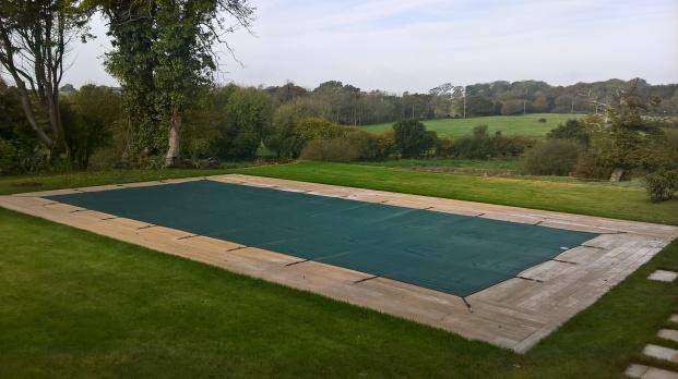 Pool Close